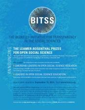 BITSS Prize Flyer